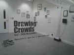 opening drawing crowds