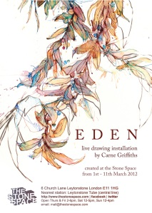 Eden by Carne Griffiths