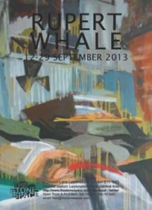 Rupert Whale flyer